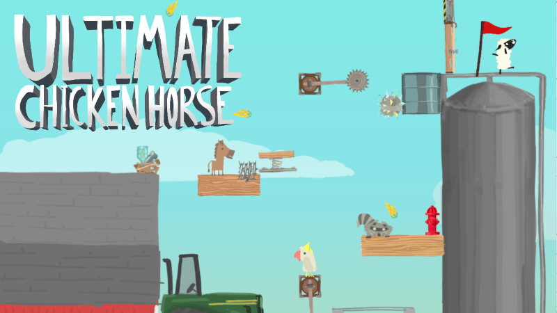Ultimate Chicken Horse PAX South