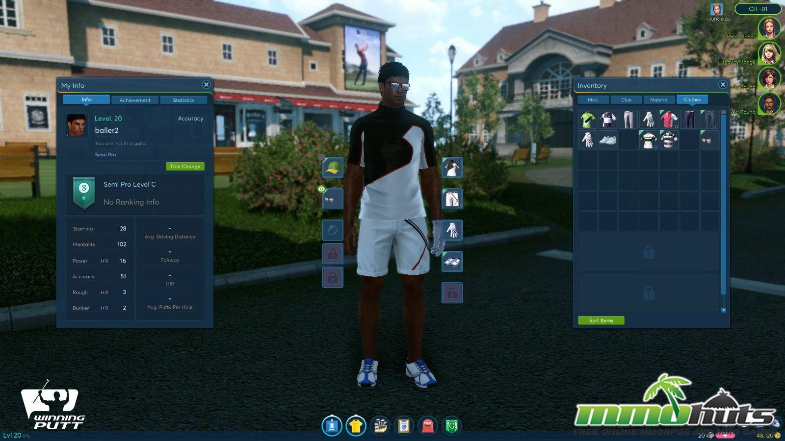 Winning Putt Preview Screenshot 08 Gameplay Nice Shot