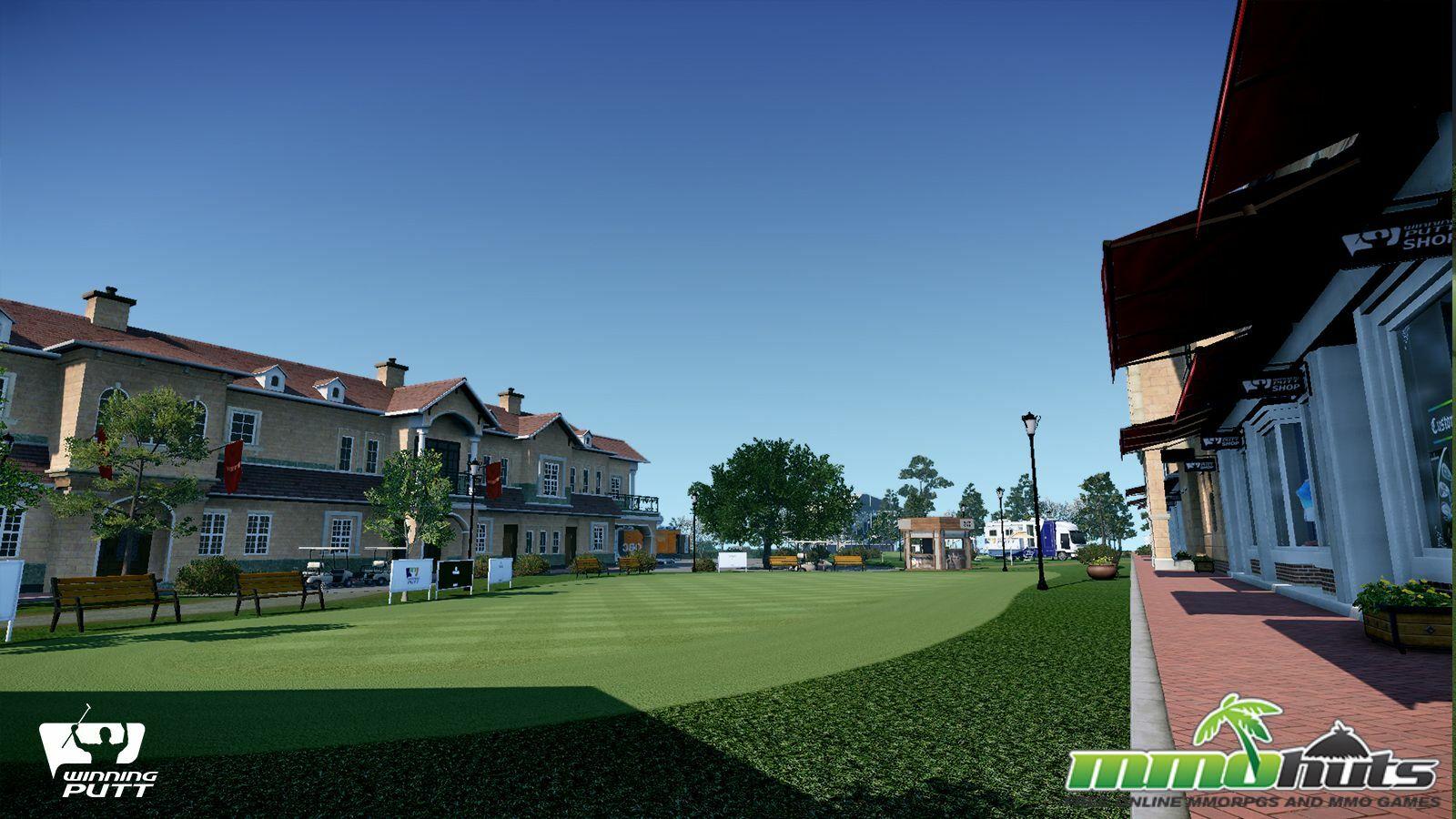Winning Putt Preview Screenshot 13 Relaxation Plaza