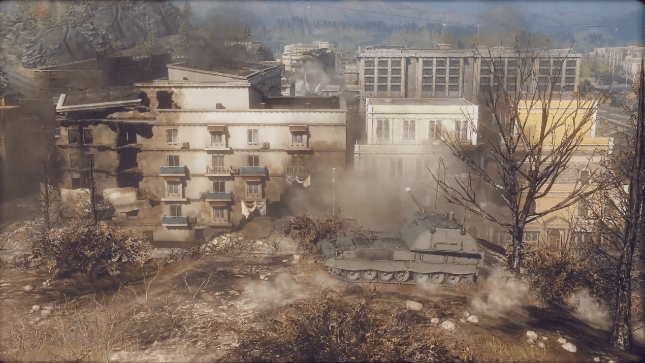 Armored Warfare Coastal Threat Map Trailer thumbnail