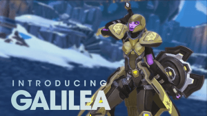 Battleborn Galilea Spotlight thumbnail