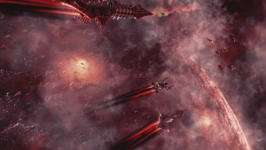 Battlefleet Gothic: Armada Chaos Trailer thumbnail