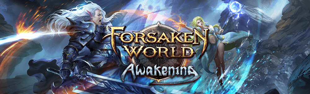 Go to Forsaken World Awakening Volos Pack Giveaway