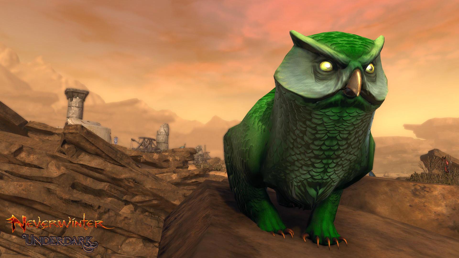 Neverwinter_Green_Owlbear_Screenshot