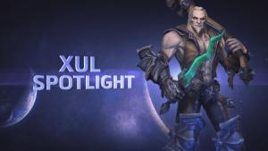 Heroes of the Storm Xul Spotlight thumbnail
