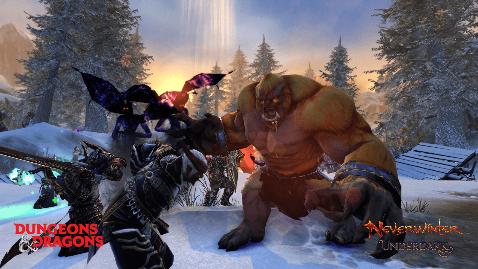 Neverwinter: Underdark Now Available on Xbox One header