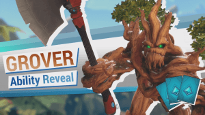 Paladins Grover Ability Reveal thumbnail
