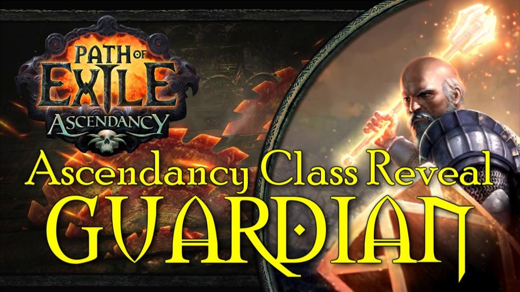 Path of Exile: Ascendancy Class Reveal - Guardian