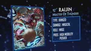 Smite Raijin God Reveal thumbnail
