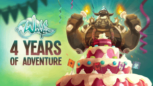 Wakfu 4 Year Anniversary Celebration thumbnail