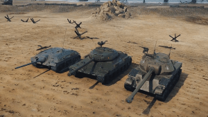 World Tanks Update 9.14 (PC) Common Test thumbnail