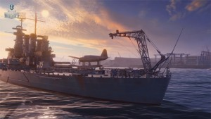 World Of Warships 2016 Sneak