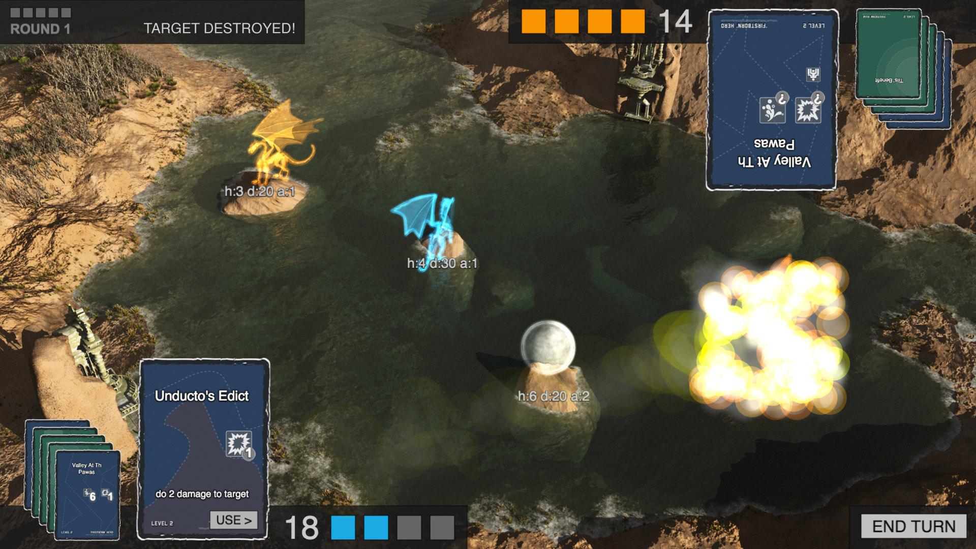 Deckbound Heroes - PAX South 2016