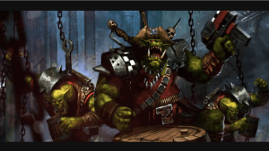 Battlefleet Gothic: Armada Orks Trailer Video Thumbnail