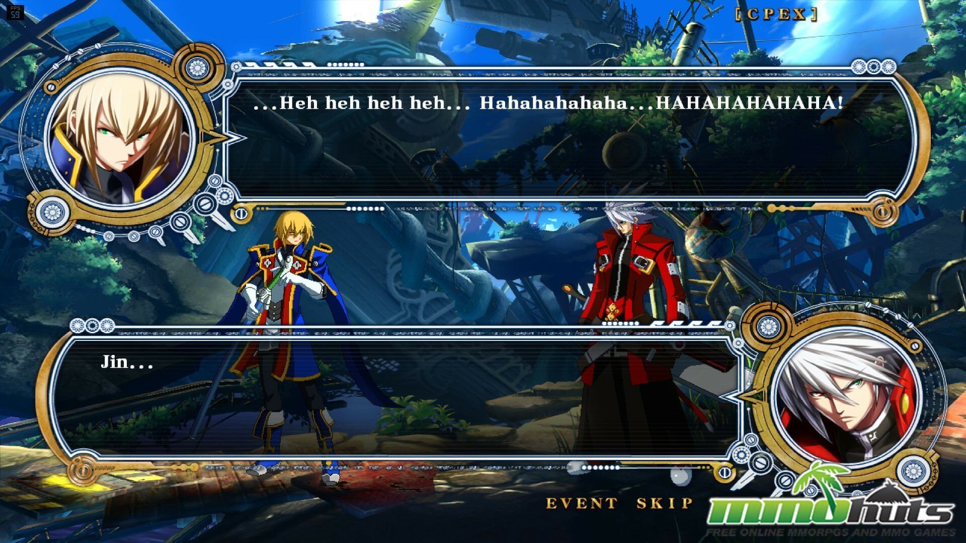 Blazblue: Chronophantasma Extend PC Port Review