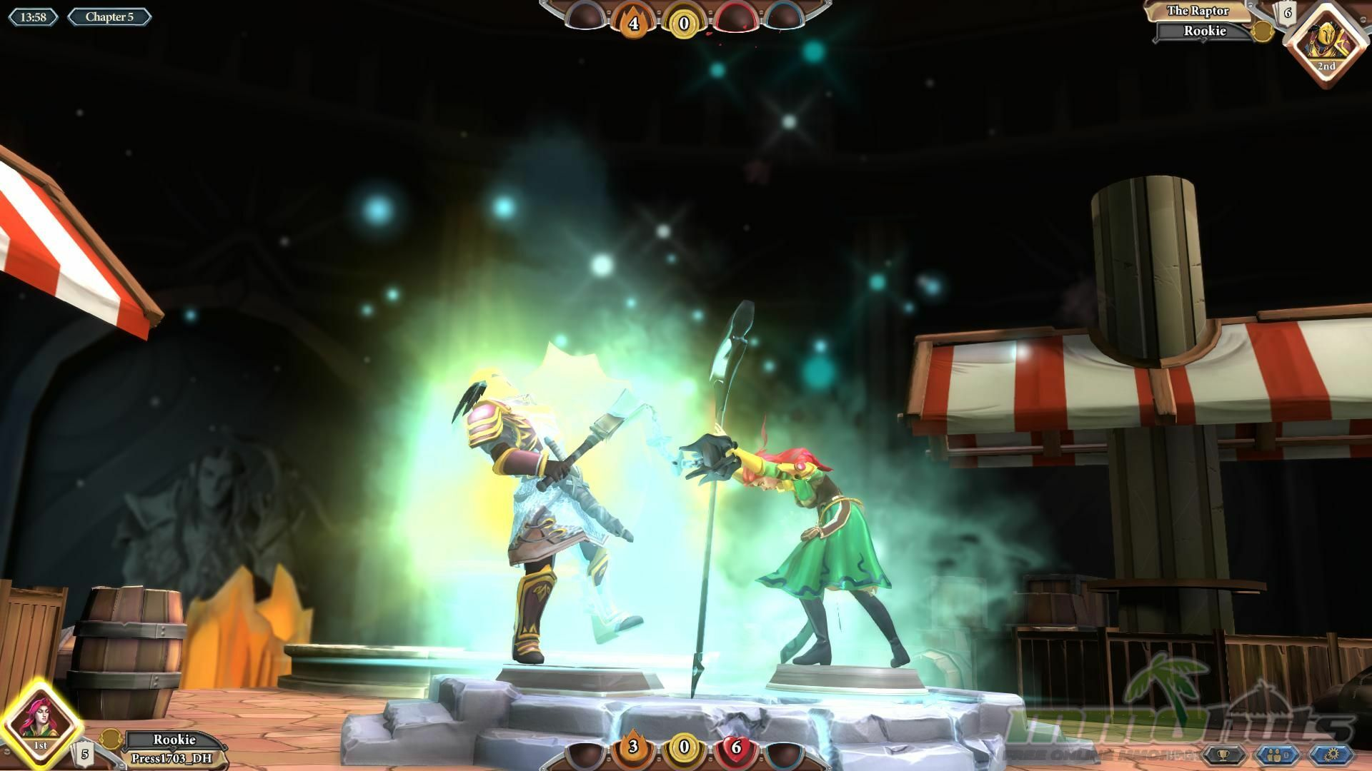 Chronicle: RuneScape Legends Review
