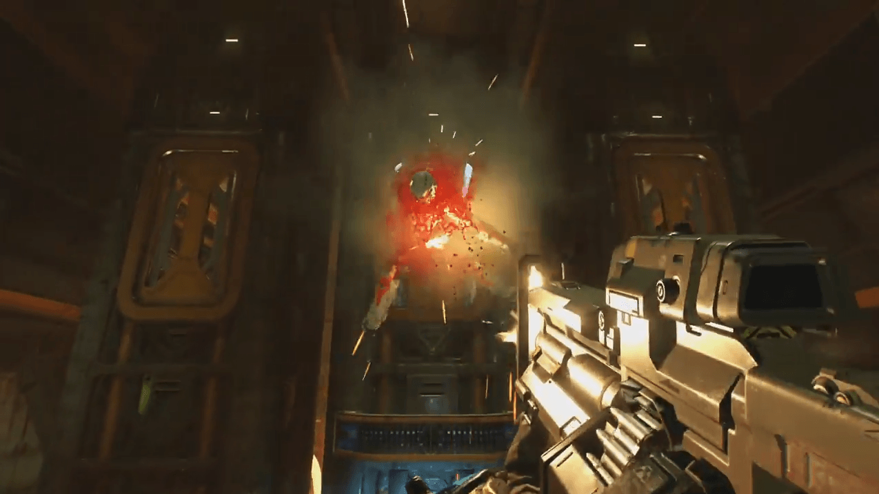 DOOM Multiplayer Trailer thumbnail