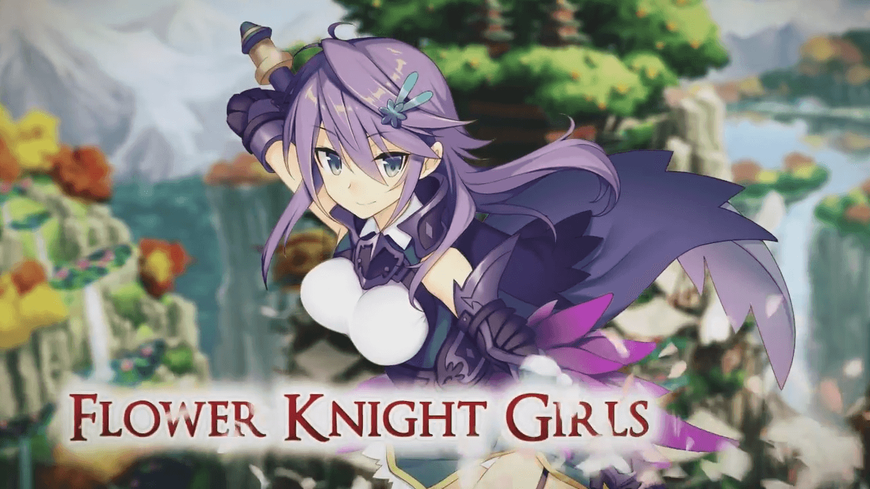 Flower Knight Girl Story Trailer