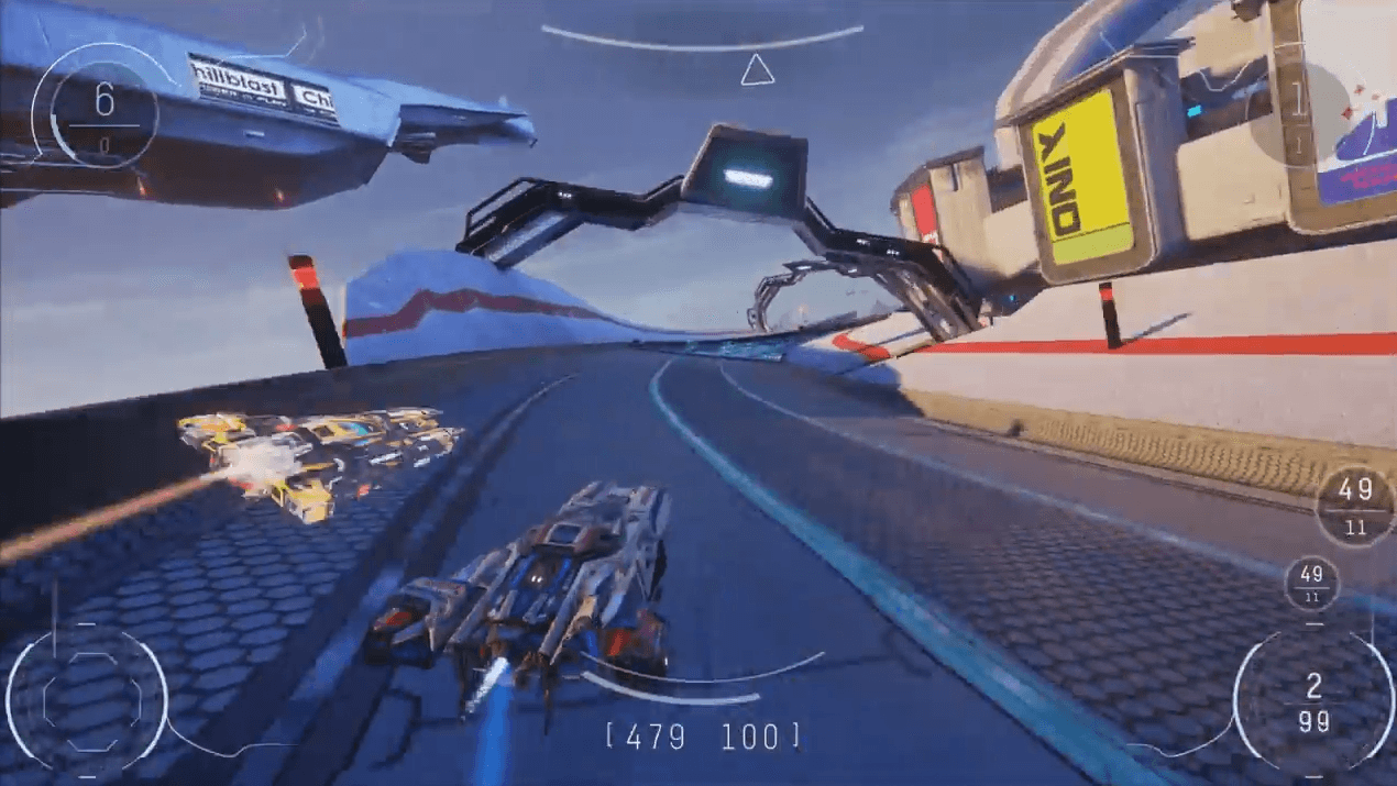 Formula Fusion Atlas Torres Gameplay Video Thumbnail