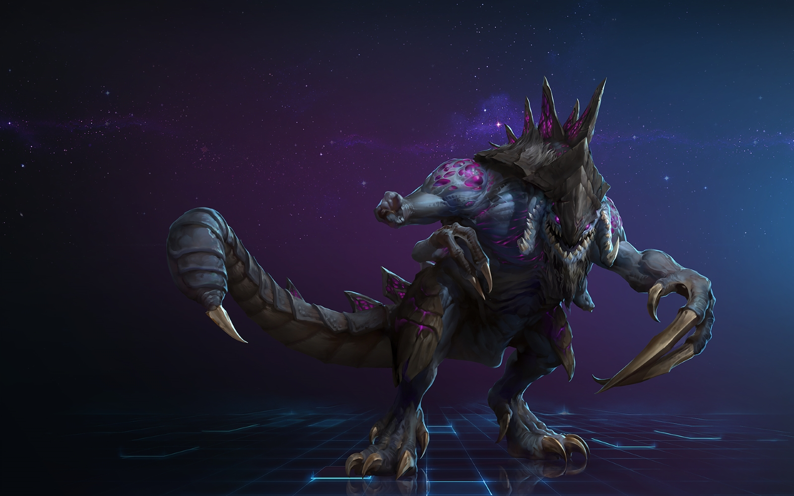 Heroes of the Storm Reveals Dehaka