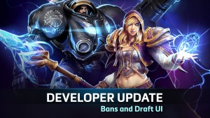 Heroes of the Storm Bans and Draft UI Developer Update