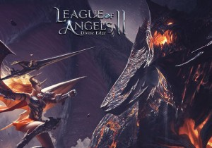 League of Angels II Gamer Banner