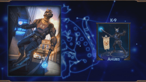 SMITE K-9 Anubis Skin Video Thumbnail