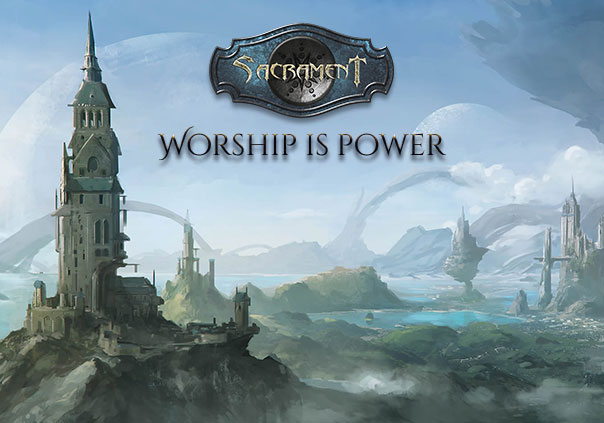 Sacrament Worship is Power Game Banner