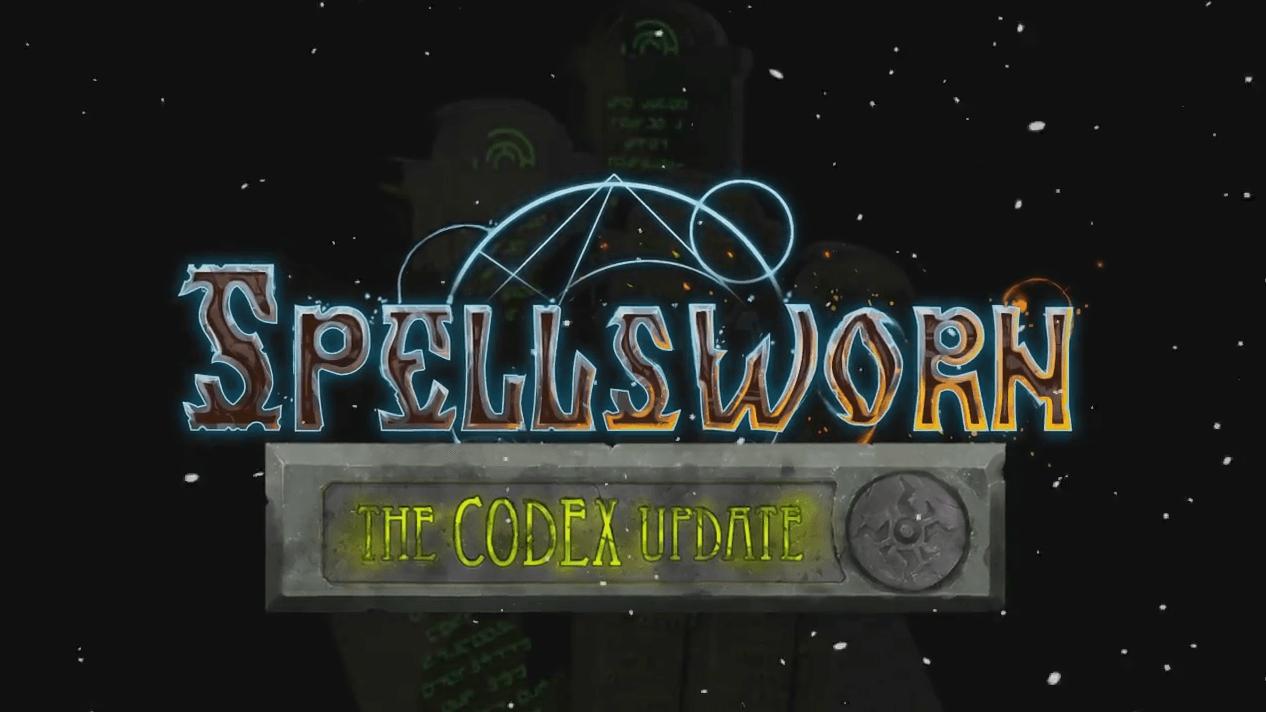 Spellsworn Codex Trailer thumbnail