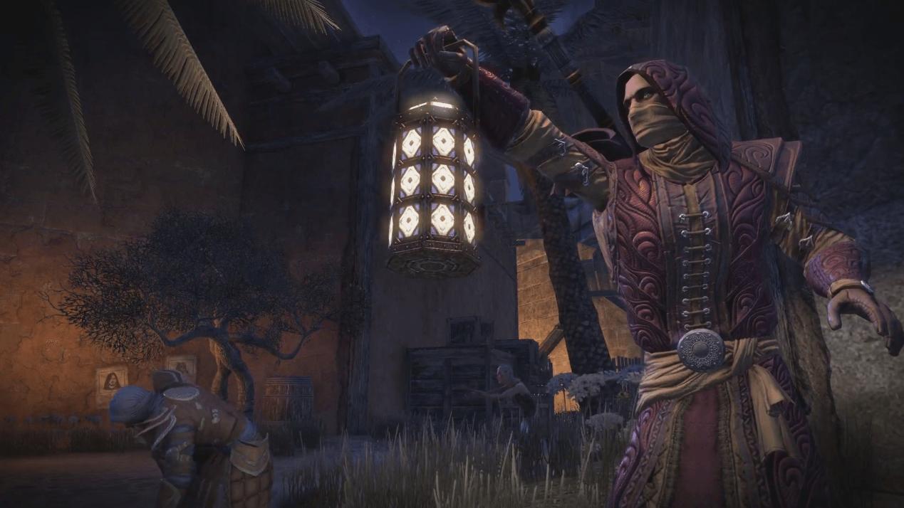 The Elder Scrolls Online Thieves Guild Console Launch Trailer video thumbnail