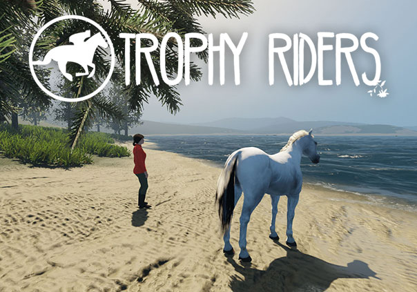 Trophy Riders Online Game Banner