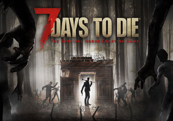 7 Days to Die Game Profile Banner