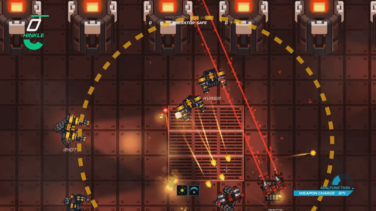 Broken Bots Malfunction Gun Update Trailer Thumbnail