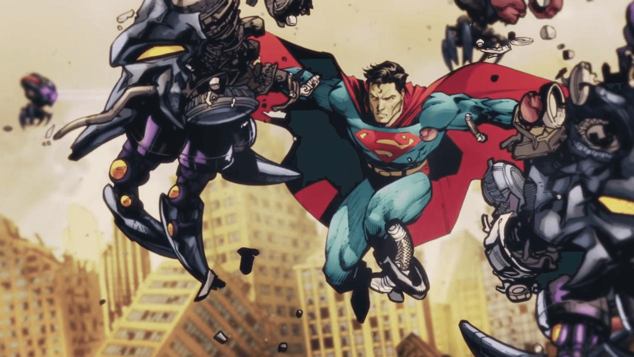DC Universe Online Xbox One Trailer Thumbnail
