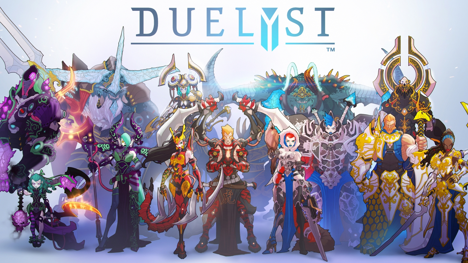 Duelyst Launch Date Announced