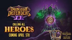 Dungeon Defenders II Release Trailer Video Thumbnail
