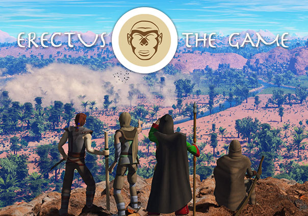 Erectus The Game Game Banner