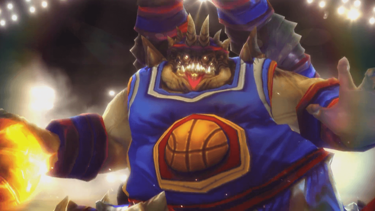 Heroes of the Storm Azmodunk Trailer Thumbnail