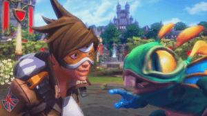 Heroes of the Storm Tracer Trailer Thumbnail