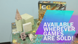 IGG Board Game Announcement Trailer Video Thumbnail