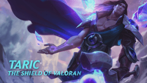 League of Legions Taric Champion Spotlight