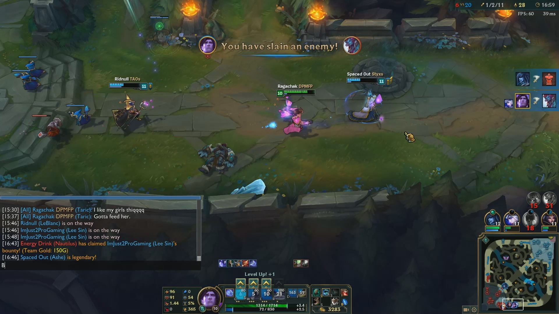 League of Legends Taric: Shield of Valoran Rework Review