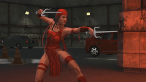 Marvel Heroes 2016 Elektra Trailer Video THumbnail