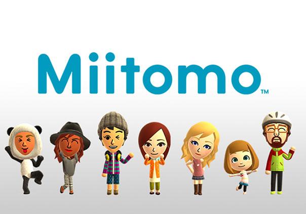Miitomo Game Banner