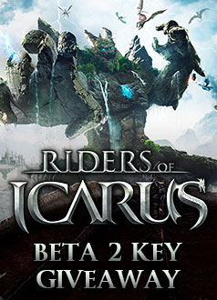 Riders Of Icarus MMOHuts Giveaway