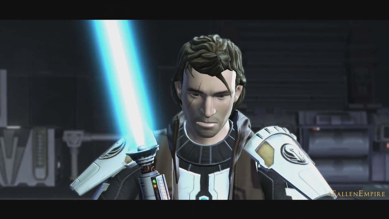SWTOR Knights of the Fallen Empire Hero's Saga Trailer Thumbnail