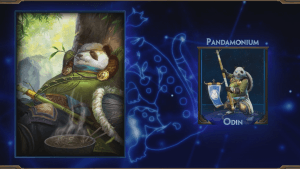 Smite Pandamonium Odin Skin Preview Video Thumbnail