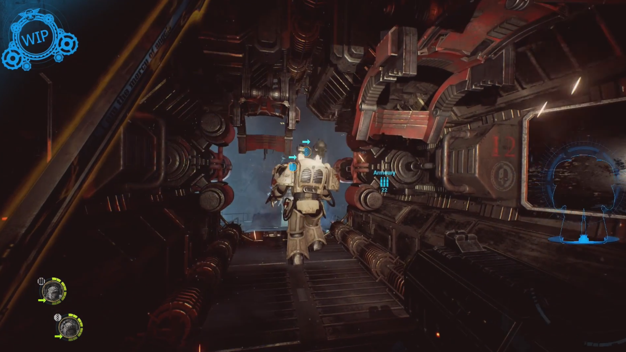 Space Hulk: Deathwing Gameplay First Look Thumbnail