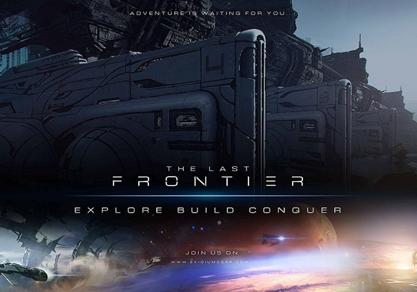 The Last Frontier Game Banner