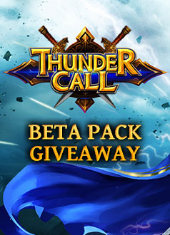 Thundercall MMOHuts Giveaway